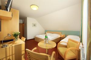 Penzion Krumlov - B&B Hotel, Vendégházak  Český Krumlov - big - 19