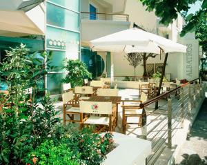 Hotel Albatros, Отели  Мизано-Адриатико - big - 38
