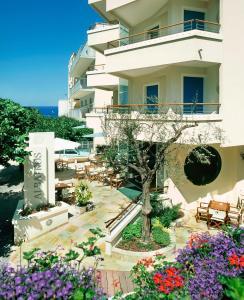 Hotel Albatros, Отели  Мизано-Адриатико - big - 10