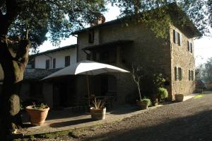 Il Roseto, Apartmanok  Tavarnelle in Val di Pesa - big - 4