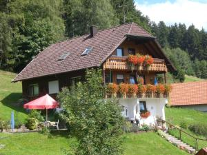 Haus am Wald, Apartmány  Baiersbronn - big - 1