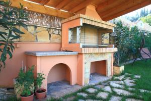 Villa Livadi, Ville  Magouládes - big - 17