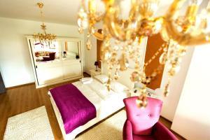 Noblesse Suite, Ferienwohnungen  Galaţi - big - 2