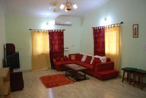 Orchid Apartment, Apartmanok  Saligao - big - 4