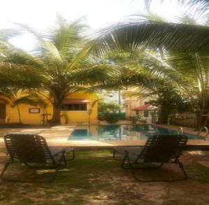Orchid Apartment, Apartmanok  Saligao - big - 2