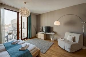 Central Passage Budapest Apartments, Appartamenti  Budapest - big - 54