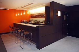 Hotel Praia, Отели  Назаре - big - 52