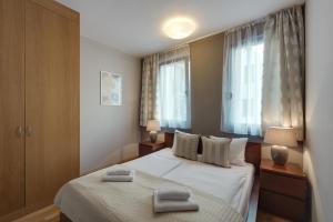 Central Passage Budapest Apartments, Appartamenti  Budapest - big - 61