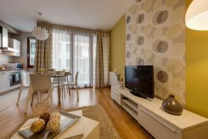 Central Passage Budapest Apartments, Appartamenti  Budapest - big - 50