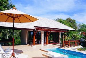 Samui Honey Tara Villa Residence, Rezorty  Choeng Mon Beach - big - 28
