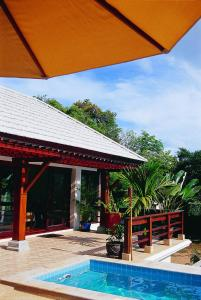 Samui Honey Tara Villa Residence, Rezorty  Choeng Mon Beach - big - 26