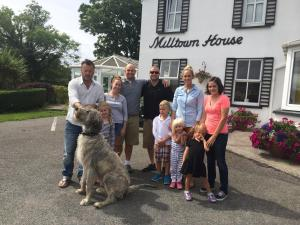 Milltown House Dingle, Отели  Дингл - big - 109