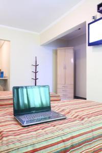 Monte Serrat Hotel, Hotel  Santos - big - 21