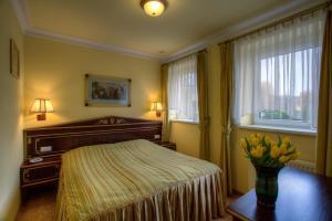Hotel na Podzamczu, Отели  Тарновске-Гуры - big - 13