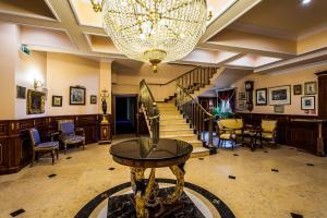 Hotel na Podzamczu, Отели  Тарновске-Гуры - big - 23
