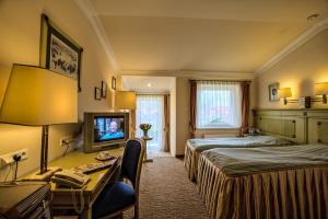 Hotel na Podzamczu, Отели  Тарновске-Гуры - big - 4