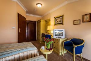 Hotel na Podzamczu, Отели  Тарновске-Гуры - big - 5