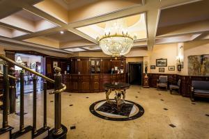 Hotel na Podzamczu, Отели  Тарновске-Гуры - big - 12
