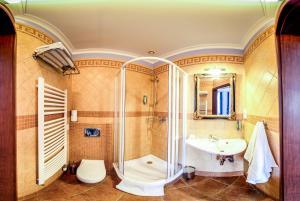Hotel na Podzamczu, Отели  Тарновске-Гуры - big - 7
