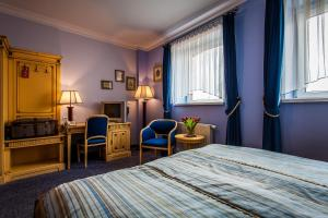 Hotel na Podzamczu, Отели  Тарновске-Гуры - big - 8