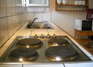 Villa Morosi, Apartments  Favone - big - 79