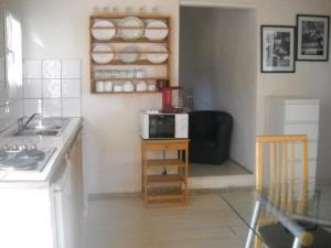 Villa Morosi, Apartments  Favone - big - 83