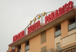 Grand Hotel Paradiso, Hotely  Catanzaro Lido - big - 92