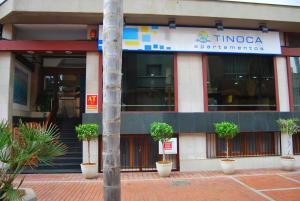 Apartamentos Tinoca, Apartmanok  Las Palmas de Gran Canaria - big - 32