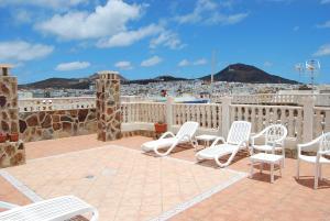 Apartamentos Tinoca, Apartmanok  Las Palmas de Gran Canaria - big - 36