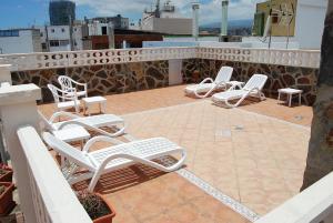 Apartamentos Tinoca, Apartmanok  Las Palmas de Gran Canaria - big - 29