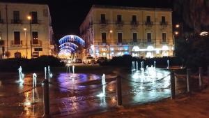 La Siciliana Ortigia, Apartmanok  Szirakúza - big - 13