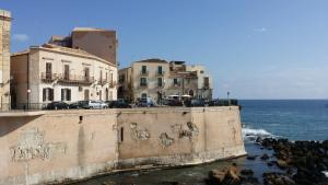 La Siciliana Ortigia, Apartmanok  Szirakúza - big - 20