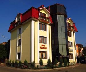 Senator Hotel, Hotely  Truskavets - big - 31