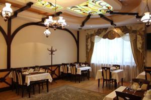 Senator Hotel, Hotely  Truskavets - big - 24
