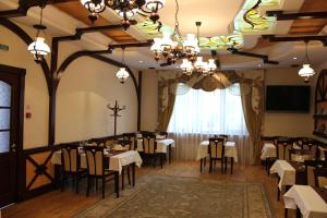 Senator Hotel, Hotely  Truskavets - big - 23