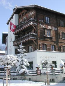 Romantik Hotel Chesa Grischuna - Klosters