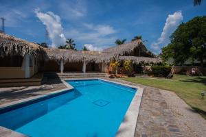 Villa Las Palmas, Apartments  Las Galeras - big - 12