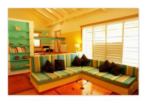 Villa Las Palmas, Apartments  Las Galeras - big - 9