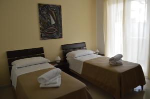 B&B Le Tre Stelle, Bed and Breakfasts  Milazzo - big - 8