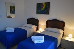B&B Le Tre Stelle, Bed and Breakfasts  Milazzo - big - 12
