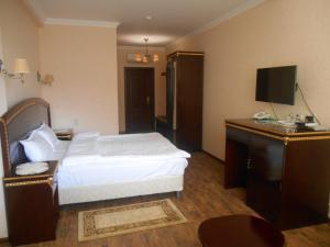 Green Hall Hotel, Hotel  Estosadok - big - 35