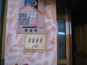 Casa Rural Patiño, Загородные дома  Quintanas de Gormaz - big - 43