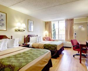 Econo Lodge Conley, Motels  Conley - big - 5