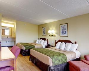 Econo Lodge Conley, Motels  Conley - big - 3