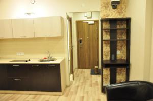 Yes Nord-City, Apartmanhotelek  Szentpétervár - big - 45