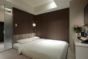 RF Hotel - Zhongxiao, Szállodák  Tajpej - big - 8