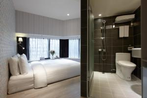 RF Hotel - Zhongxiao, Szállodák  Tajpej - big - 3