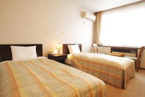 Ichirino Kogen Hotel Roan, Рёканы  Hakusan - big - 3