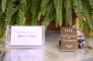 B&B Dimora di Girgenti, Отели типа «постель и завтрак»  Агридженто - big - 23