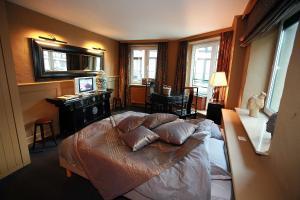 Residentie De Laurier, Гостевые дома  Кнокке-Хейст - big - 37